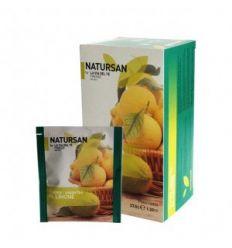 Herbata ekspresowa Natursan Citron Green - 25 szt