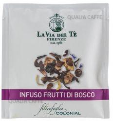 Herbata La Via Del Te - Frutti Di Bosco - 100 szt