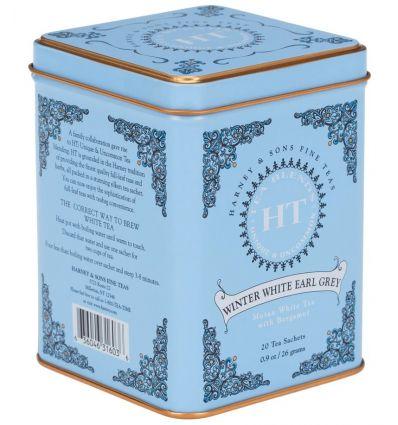 Herbata Winter White Earl Grey