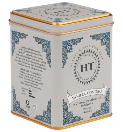 Herbata Vanilla Comoro