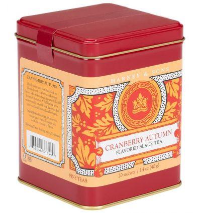 Herbata Harney & Sons Cranberry Autumn - 20 szt