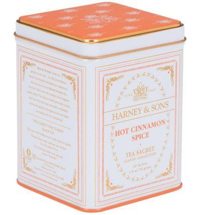 Herbata Harney & Sons Hot Cinnamon Spice - 20 szt