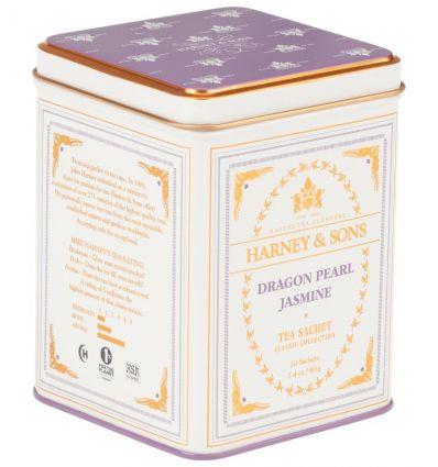 Herbata Harney & Sons Dragon Pearl Jasmine - 20 szt