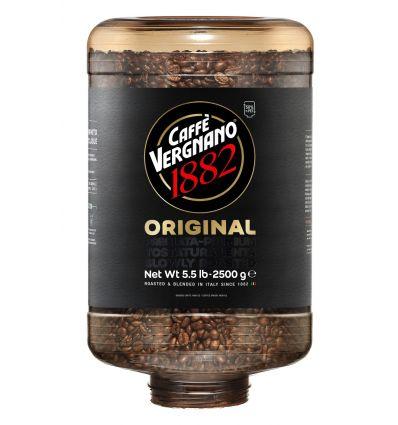 Kawa ziarnista Vergnano Cristal 1882 - 2,5 kg