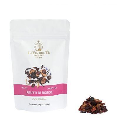 Herbata La Via Del Te Frutti Di Bosco - 50 g