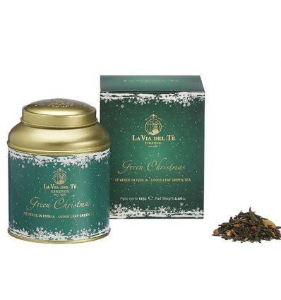 Herbata La Via Del Te Green Christmas - 125 g