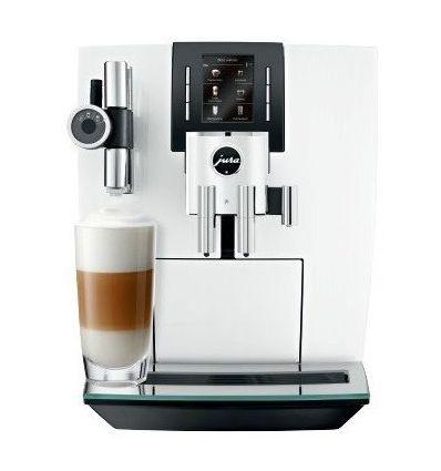 Ekspres do kawy Jura J6 Piano White