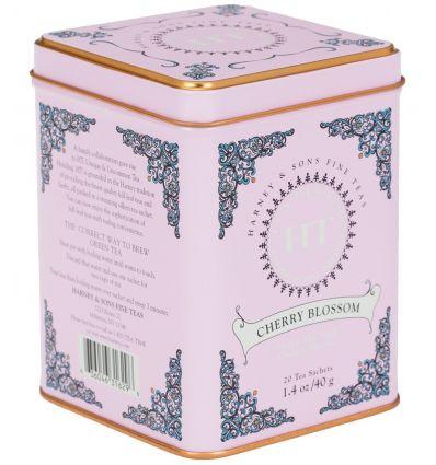 Herbata Harney & Sons Cherry Blossom - 20 szt