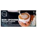 Szkolenie Latte Art Zaawansowany - voucher