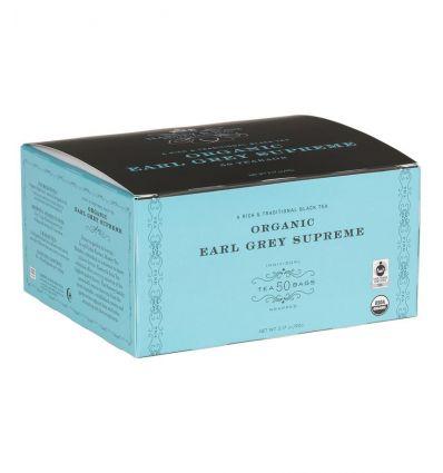 Herbata ekspresowa Harney & Sons Earl Grey Supreme - 50 szt