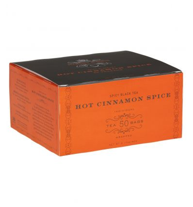 Herbata ekspresowa Harney & Sons Hot Cinnamon Spice - 50 szt