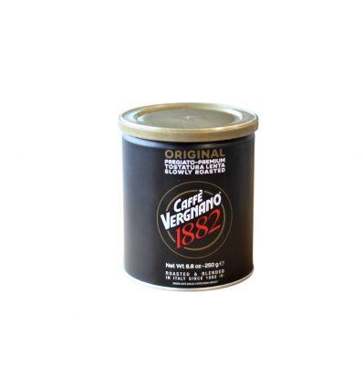 Kawa mielona Vergnano Cristal 1882 Orginal Slowly Roasted - 250 g