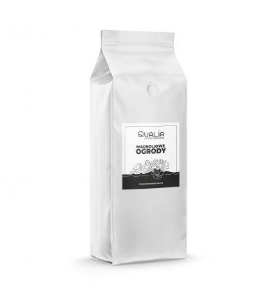 Kawa ziarnista Qualia Magnoliowe Ogrody - 250 g - Szczecińskie Klimaty