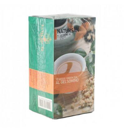 Herbata ekspresowa Natursan Green Jasmine - 25 szt