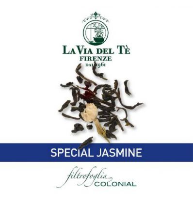 Herbata La Via Del Te Special Jasmine - 100 szt