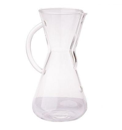 Chemex Coffee Maker Glass Handle - 3 filiżanki