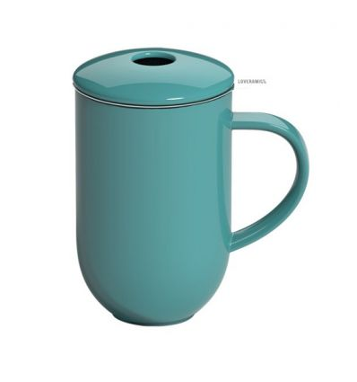 Loveramics Pro Tea - Kubek z zaparzaczem 450 ml - Teal