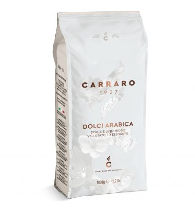 Kawa ziarnista Carraro Dolci Arabica - 1 kg