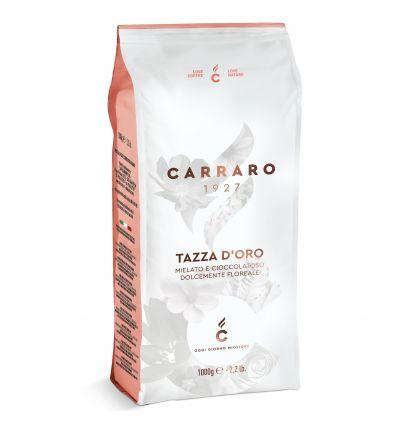 Kawa ziarnista Carraro Tazza D'oro - 1 kg