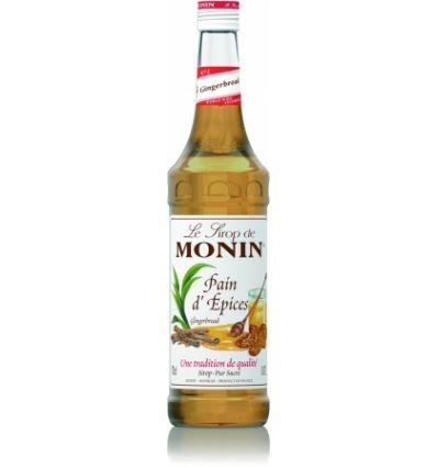 Syrop Monin Gingerbread - Piernik - 700 ml