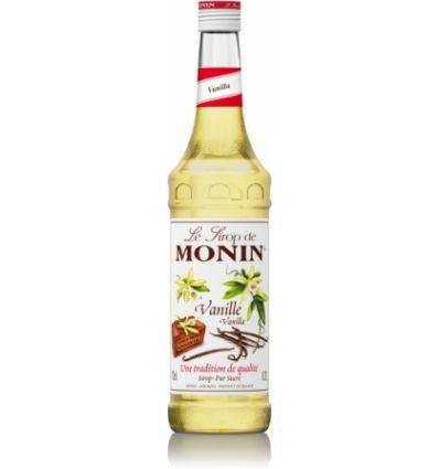 Syrop Monin Vanilla - Waniliowy - 700 ml