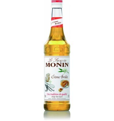 Syrop Monin Creme Brulee - 700 ml