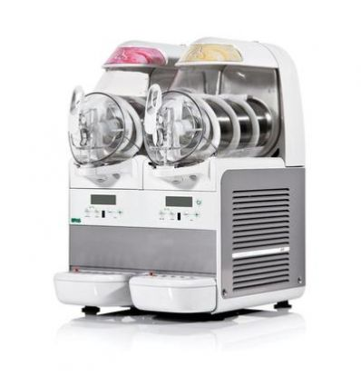 Bras B-Cream HD - Dyspenser do smoothies i lodów - 2 x 6 L