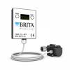 Elektroniczny licznik przepływu wody Brita 10-100A