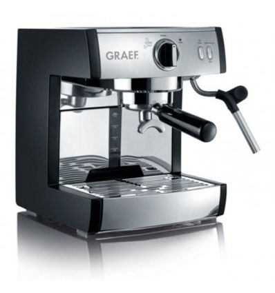 Ekspres do kawy GRAEF ES 702 Pivalla - kolbowy