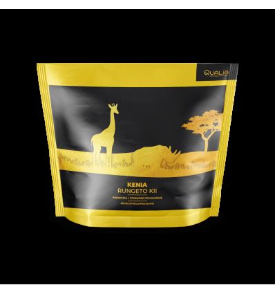 Kawa ziarnista Specialty Qualia Kenia Rungeto Kii - 250 g