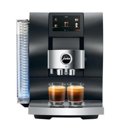 Ekspres do kawy Jura Z10 Aluminium Black (EA) - Nowość 2021!