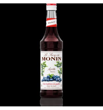Syrop Monin Blueberry - Jagoda - 700 ml