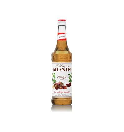 Syrop Monin Chestnut - Kasztanowy - 700 ml