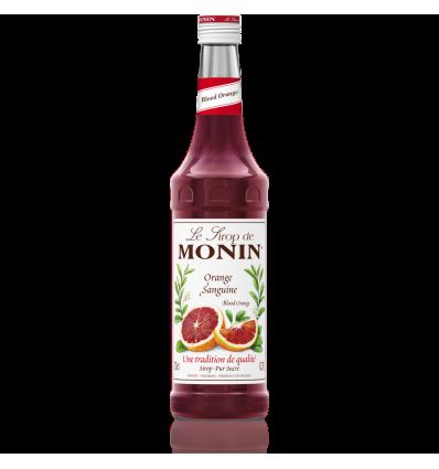 Syrop Monin Krwistej Pomarańczy - 700 ml