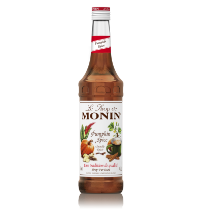 Syrop Monin Pumpkin Spice - 700 ml
