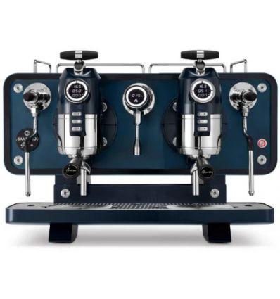 Ekspres do kawy Sanremo Coffee Machines Opera 2.0 Octane - 2 Gr z powyższoną grupą