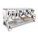 Ekspres do kawy Elektra INDIE - 3 Gr - z MFS - systemem spieniania mleka
