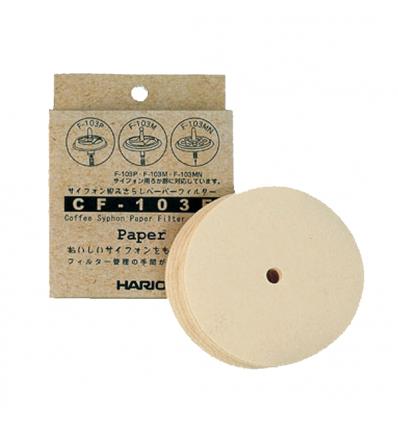 Hario Syphon - papierowe filtry