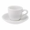 Loveramics Egg - Filiżanka i spodek Espresso 80 ml - White