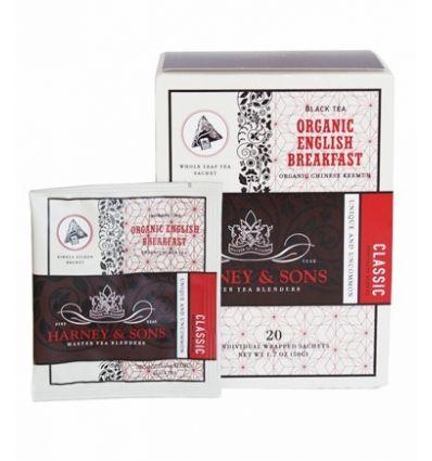 Herbata Harney & Sons English Breakfast - 20 szt karton