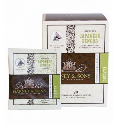 Herbata Harney & Sons Japanese Sencha 20 szt