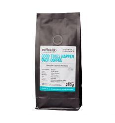 Kawa ziarnista Coffeelab  - Brazylia Fazenda Pantano Espresso 250 g