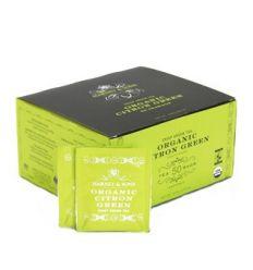 Herbata ekspresowa Organic Citron Green - 50 szt