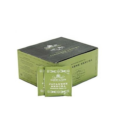 Herbata ekspresowa Harney & Sons Japanese Sencha - 50 szt