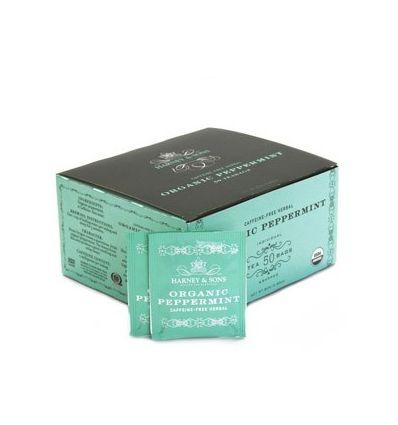 Herbata ekspresowa Organic Peppermint - 50 szt