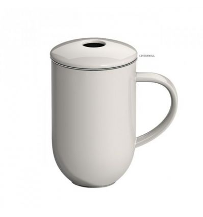 Loveramics Pro Tea - Kubek z zaparzaczem 450 ml - Cream