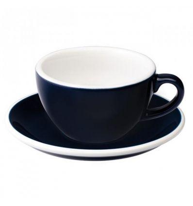Loveramics Egg - Filiżanka i spodek Cappuccino 200 ml - Denim