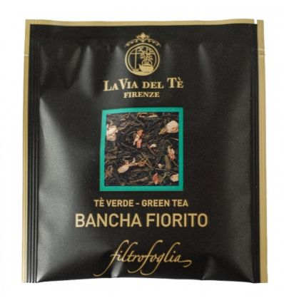 Herbata La Via Del Te Bancha Fiorito - 100 szt