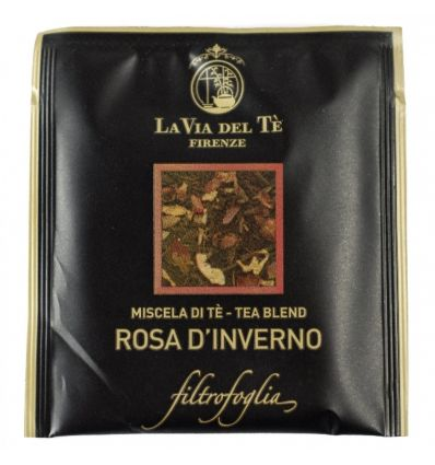 Herbata La Via Del Te Rosa D'Inverno - 100 szt
