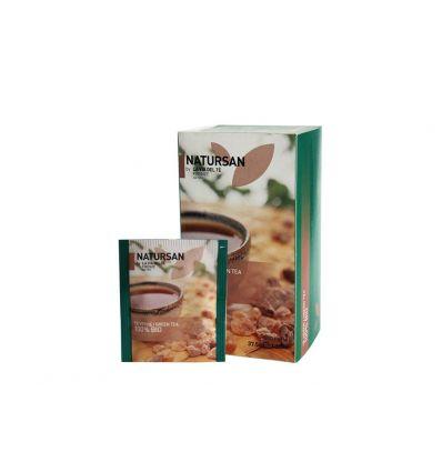 Herbata ekspesowa Natursan Green Bio - 25 szt